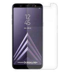 Protector de pantalla de Cristal Templado para Samsung Galaxy A6 Plus