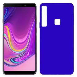 Funda TPU Mate Lisa Samsung Galaxy A9 Silicona Flexible Azul