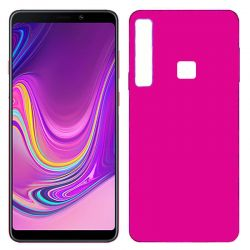 Funda TPU Mate Lisa Samsung Galaxy A9 Silicona Flexible Rosa