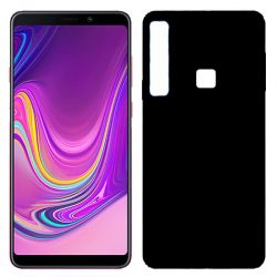 Funda TPU Mate Lisa Samsung Galaxy A9 Silicona Flexible Negro