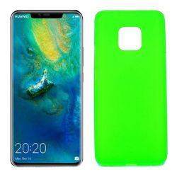 Funda de TPU Mate Lisa para Huawei Mate 20 Pro Silicona Verde