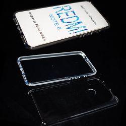 Funda Doble Cara 360 Completa Sin Puntos - Xiaomi Redmi Note 6