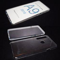 Funda Doble 360 Frontal y Trasera Sin Puntos - Samsung Galaxy A9 2018