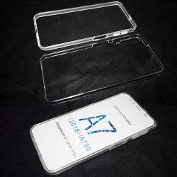 Funda Doble 360 Frontal y Trasera Sin Puntos - Samsung Galaxy A7 2018