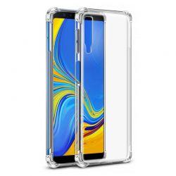 Funda esquinas reforzadas de Silicona - Samsung Galaxy A9 2018