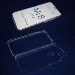 Funda Doble 360 Frontal y Trasera Sin Puntos - Xiaomi Mi 8 Lite