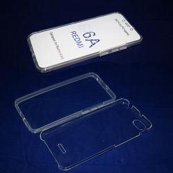 Funda Doble Cara 360 Completa Sin Puntos - Xiaomi Redmi 6A