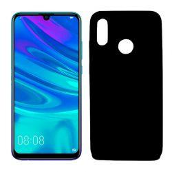 Funda de TPU Mate Lisa para Huawei P Smart 2019 Silicona Negro