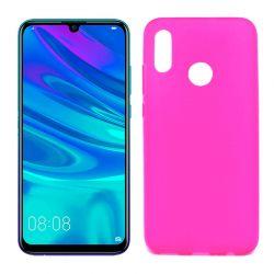 Funda de TPU Mate Lisa para Huawei P Smart 2019 Silicona Rosa
