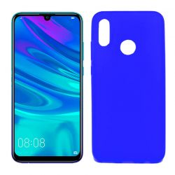 Funda de TPU Mate Lisa para Huawei P Smart 2019 Silicona Azul