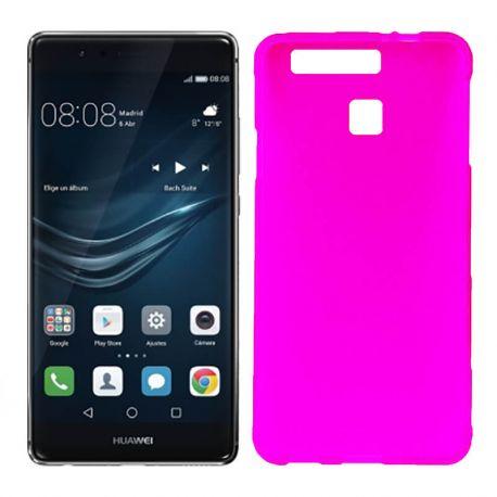 Funda de TPU Mate Lisa para Huawei P9 Silicona Rosa