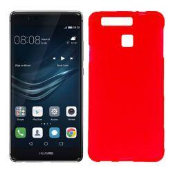 Funda de TPU Mate Lisa para Huawei P9 Silicona Rojo