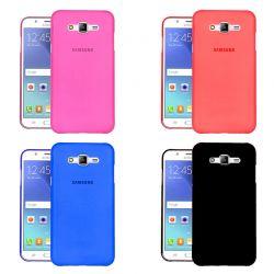 Funda Trasera de Gel TPU Mate para Samsung Galaxy J5 2016 Silicona
