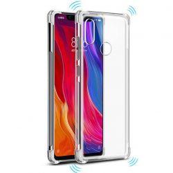 Funda Transparente esquinas reforzadas de Silicona - Xiaomi Mi8