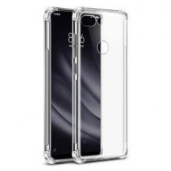 Funda Transparente esquinas reforzadas de Silicona - Xiaomi Mi8 Lite