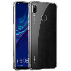 Funda transparente esquinas reforzadas de silicona - Huawei P Smart 2019