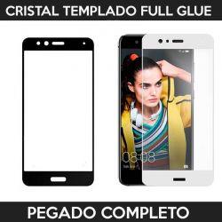 Protector pantalla con adhesivo y pegado completo - Huawei P10 Lite