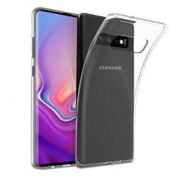 Funda Silicona Transparente Samsung Galaxy S10