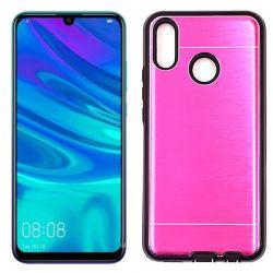 Funda Metálica Huawei P Smart 2019 Rosa