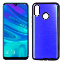 Funda Metálica Huawei P Smart 2019 Azul