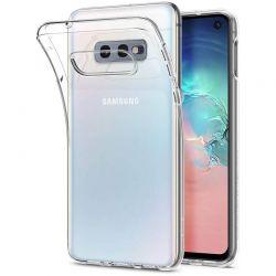 Funda Silicona Transparente Samsung Galaxy S10E