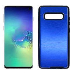 Funda Metálica Samsung Galaxy S10 Azul