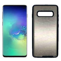 Funda Metálica Samsung Galaxy S10 Dorado