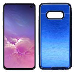 Funda Metálica Samsung Galaxy S10E Azul