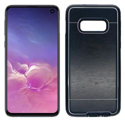 Funda Metálica Samsung Galaxy S10E Negro