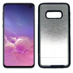 Funda Metálica Samsung Galaxy S10 Plata