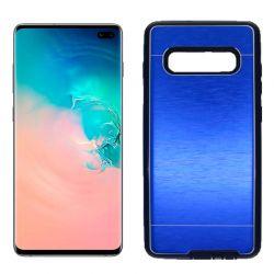 Funda Metálica Samsung Galaxy S10 Plus Azul