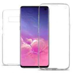 Funda Doble 360 Delantera y Trasera Sin Puntos - Samsung Galaxy S10