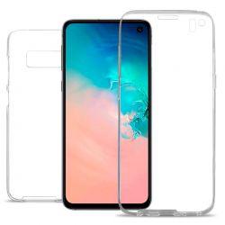 Funda Doble 360 Delantera y Trasera Sin Puntos - Samsung Galaxy S10E