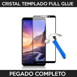 Protector pantalla con adhesivo y pegado completo - Xiaomi Mi Max 3