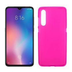 Funda de TPU Mate Lisa para Xiaomi Mi 9 Silicona Flexible Rosa