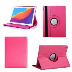 Funda Giratoria 360º para Huawei Mediapad T5 10.1 Rosa