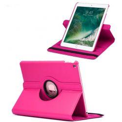 Funda Giratoria 360º para iPad 2017 / 2018 9.7 Rosa