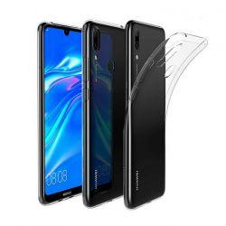 Funda de TPU Silicona Transparente para Huawei Y7 2019