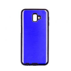 Funda Metálica Samsung Galaxy J6 Plus Azul