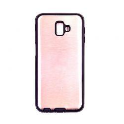 Funda Metálica Samsung Galaxy J6 Plus Dorado
