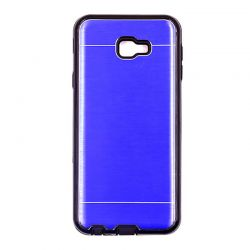 Funda Metálica Samsung Galaxy J4 Plus Azul