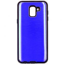 Funda Metálica Samsung Galaxy J6 2018 Azul