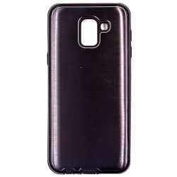 Funda Metálica Samsung Galaxy J6 2018 Negro