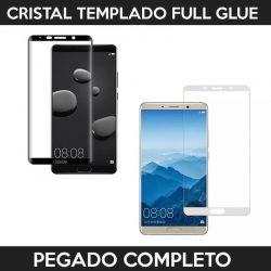Protector pantalla con adhesivo y pegado completo - Huawei Mate 10