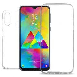 Funda Doble 360 Delantera y Trasera Sin Puntos - Samsung Galaxy M20