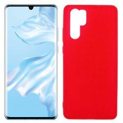 Funda de TPU Mate Lisa para Huawei P30 Pro Silicona Rojo