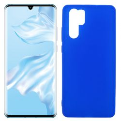 Funda de TPU Mate Lisa para Huawei P30 Pro Silicona Azul