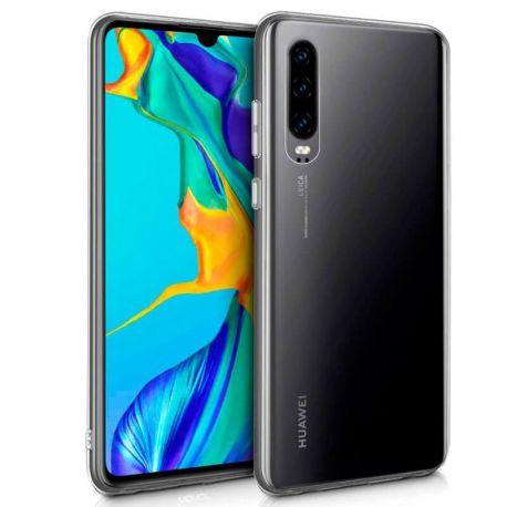 Funda de TPU Silicona Transparente para Huawei P30