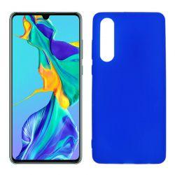 Funda de TPU Mate Lisa para Huawei P30 Silicona Azul