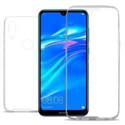 Funda Doble Frontal y Trasera Sin Puntos - Huawei Y7 2019